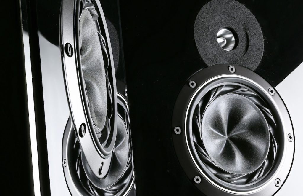 Top Tracks December Dowden music black and white speakers